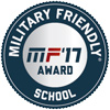 2017 military friendly logo
