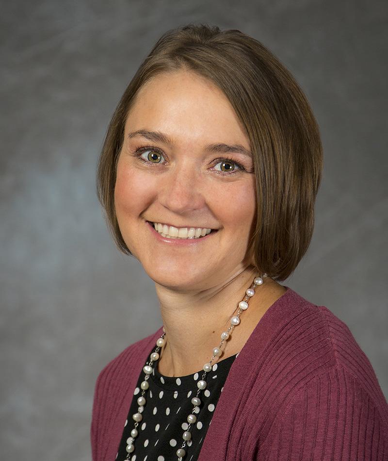 Photo of Megan Rourke