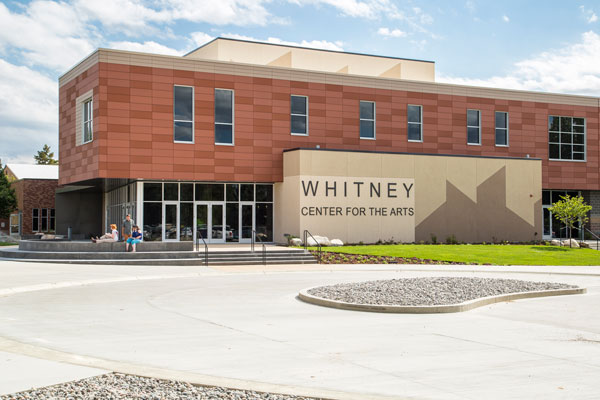 Whitney Center for the Arts at Sheridan College