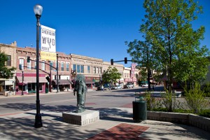 "Sheridan is a ""best of the west"" small city at the base of the Bighorn Mountains with active tourism, excellent quality of life and a growing business base."