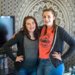 Sheridan College Housing Founders Ashley and Lydia