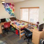 Gillette College Housing Tanner Village Room