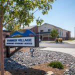 Gillette College Housing Tanner Village Entrance