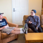 Sheridan College Student Housing Hanson Living space