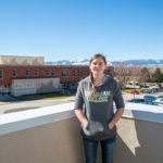 Sheridan College Student Housing Stevens Loft Ashley campus view