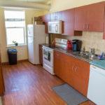 Sheridan College Student Housing Stevens Loft kitchen