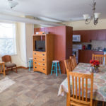 Sheridan College Student Housing Stevens Loft living space