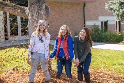 Sheridan College Student Life Fall