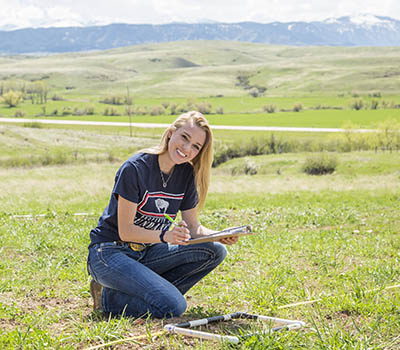 Earn your degree in Rangeland Management at Sheridan College.