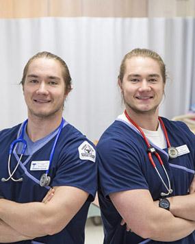 Nursing Students Feature