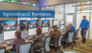 Earn your Agricultural Business Degree at Sheridan College and Gillette College.
