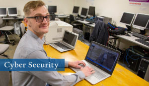 Earn a degree in Cyber Security online.