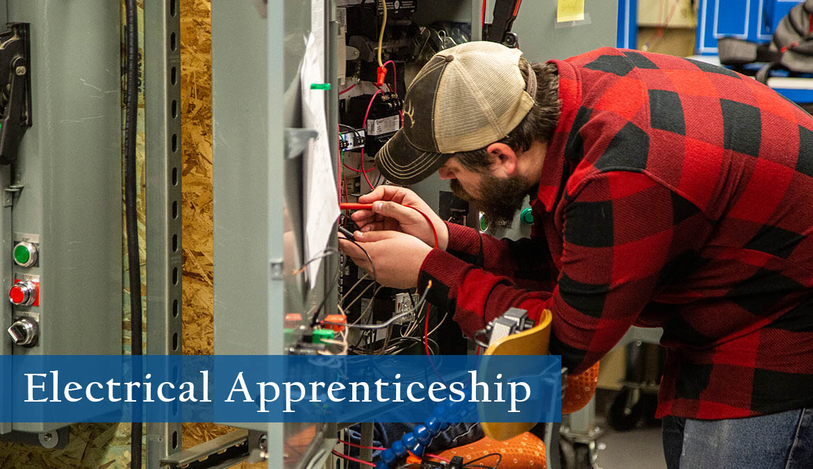 Start your Electrical Apprenticeship Certificate at NWCCD.