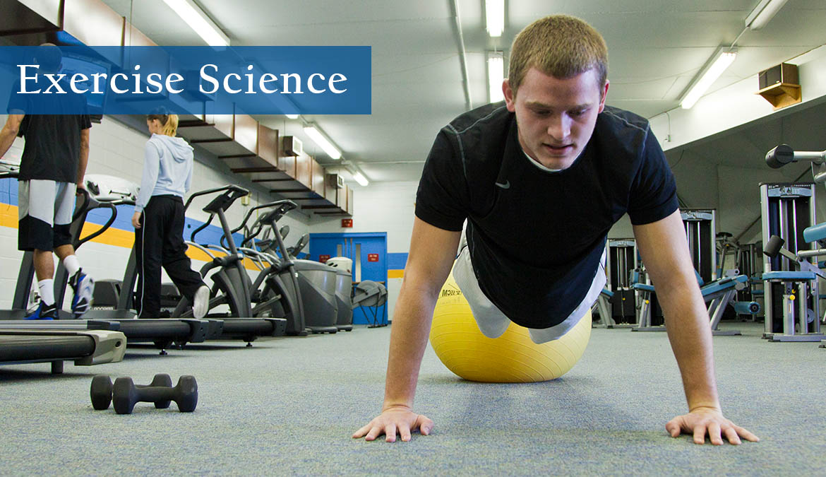Earn your exercise science degree from Sheridan College.