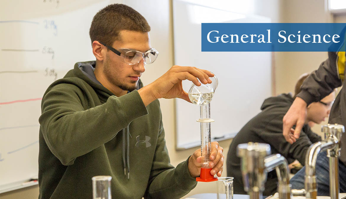 NWCCD General Science Degree