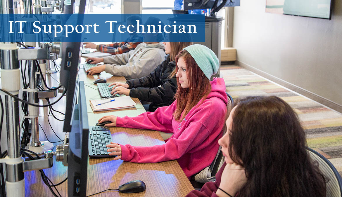IT Support Technician Certificate
