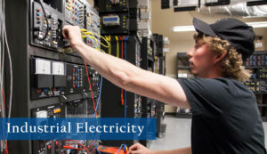 Industrial Electricity degree program