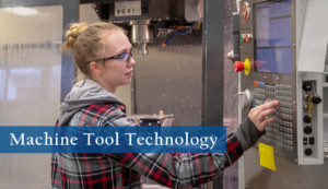 Earn your degree in Machine Tool Technology at Gillette and Sheridan.