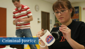 Earn your degree in Criminal Justice from NWCCD.