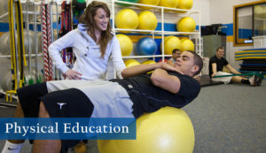 Physical Education degree from Sheridan College