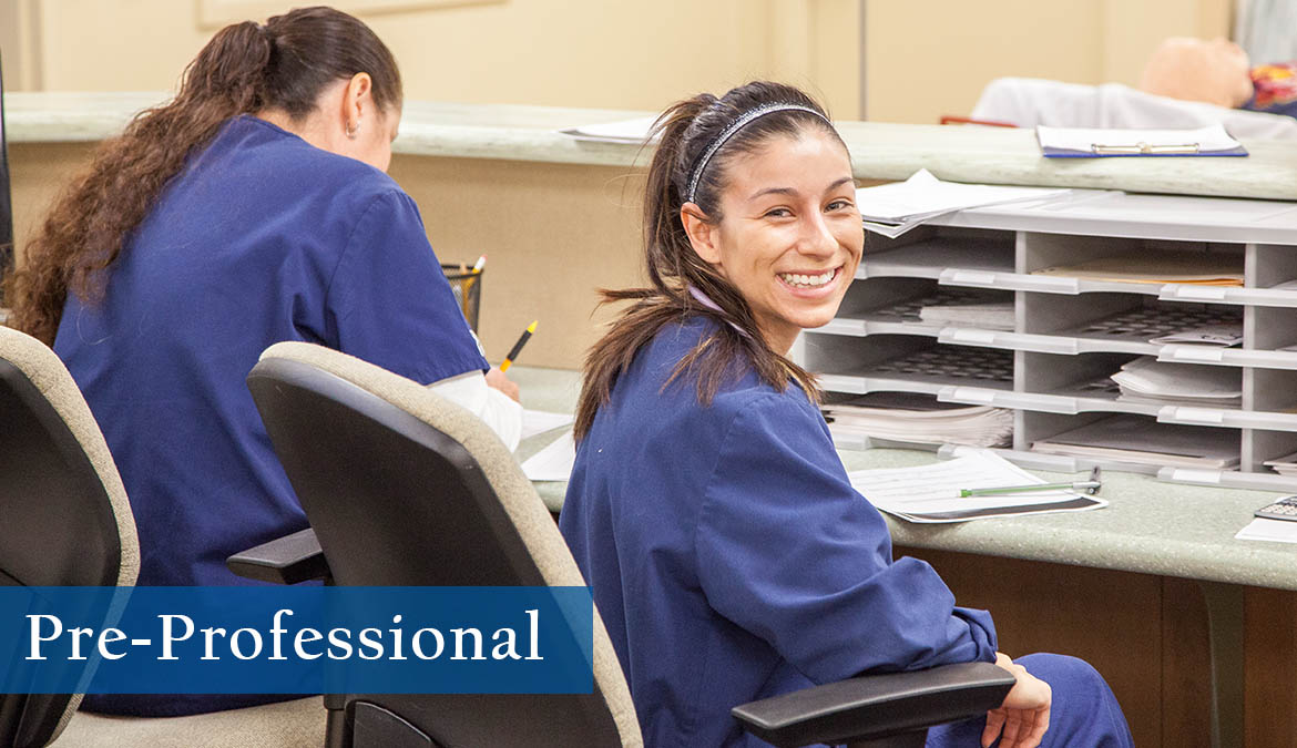 Earn your Pre-Professional Degree from NWCCD.