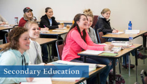 Secondary Education Degree