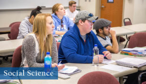 Earn your degree in Social Science online from NWCCD.