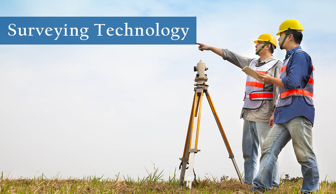 Surveying Technology degree at Sheridan College in Wyoming.