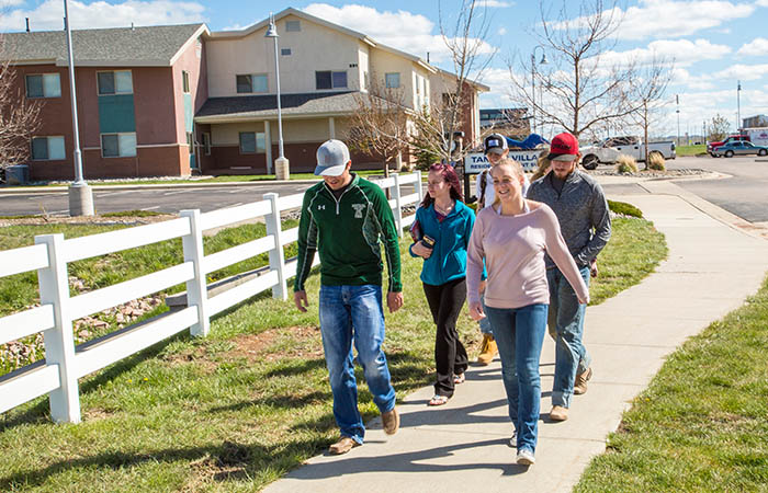 Schedule your campus visit to Gillette College.