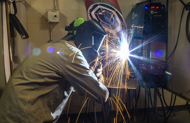 Nwccd Launches Welding Certificate Aimed At Working Adults