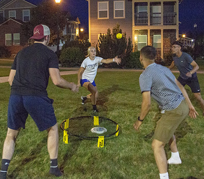 Student Activities on Campus