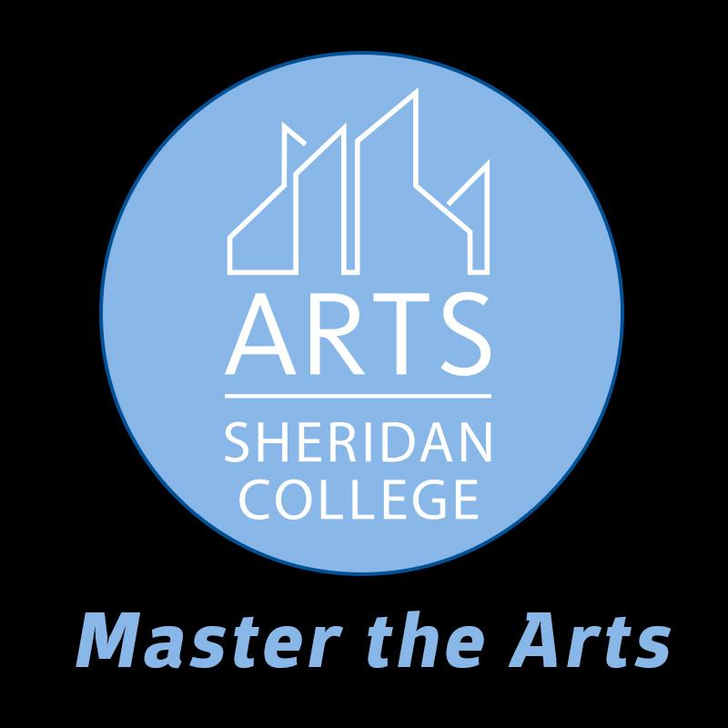 Master the arts at Sheridan College.