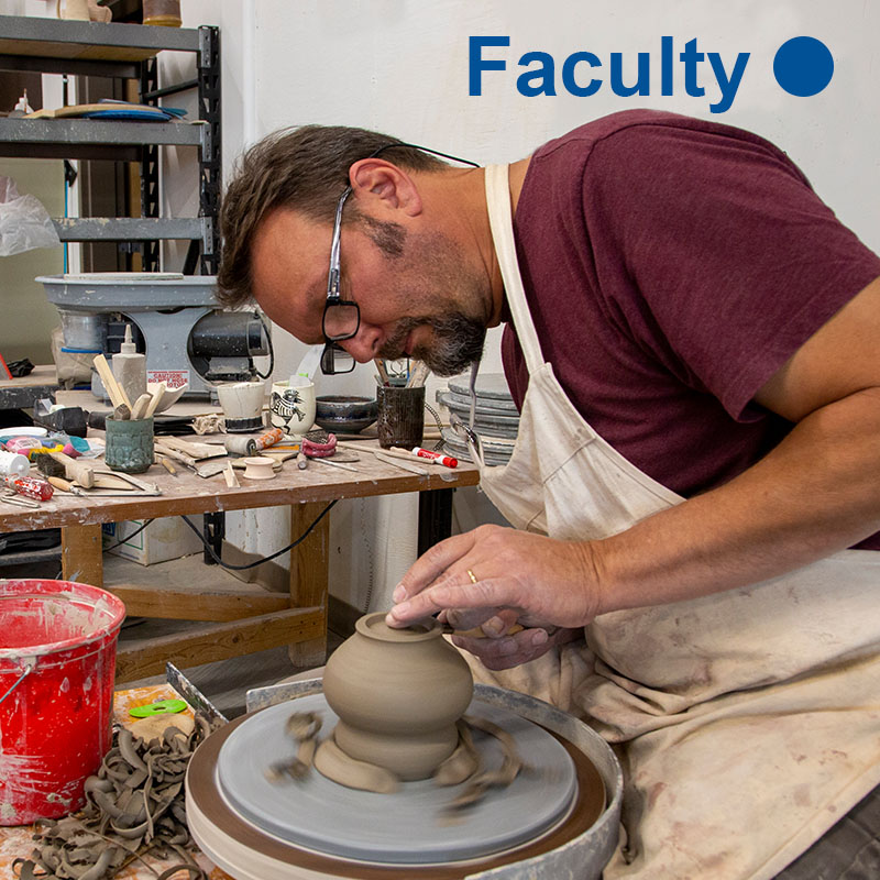 Learn more about the Arts faculty at Sheridan College.