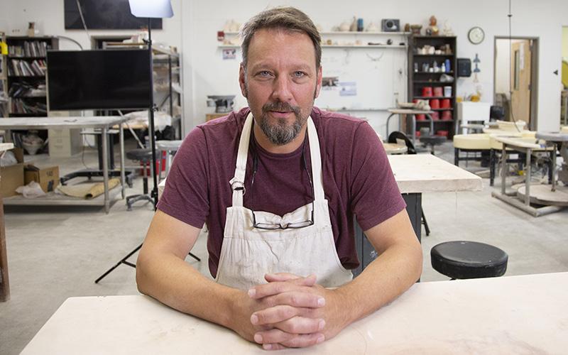 Sheridan College Art Faculty Rod Dugal