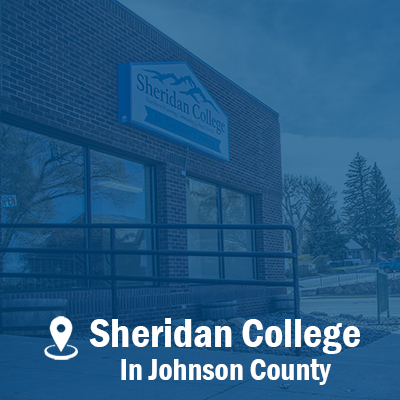 Learn more about Sheridan College in Johnson County