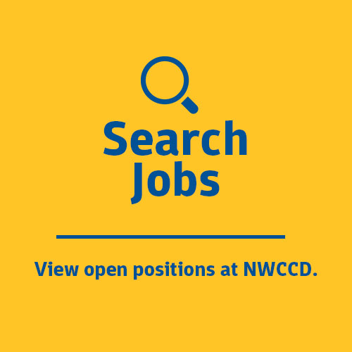 Search jobs at NWCCD.