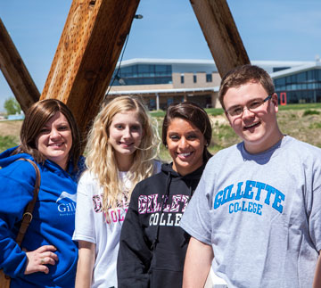 Visit Gillette College Today!